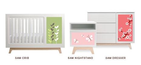 muebles personalizables para bebes