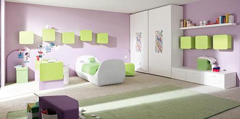 Habitaciones infantiles clever decoideas net for Habitaciones infantiles bonitas