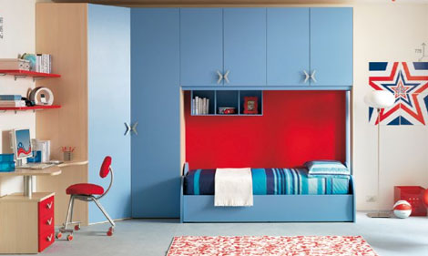 Habitaciones a la carta for Ideas habitaciones juveniles ikea