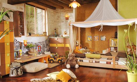 inspiración dormitorios infantiles