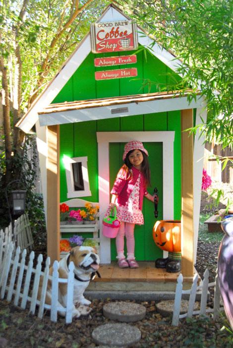 casitas de jardin para ni os decoideas net