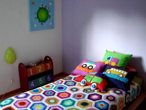 decoracion infantil cojines
