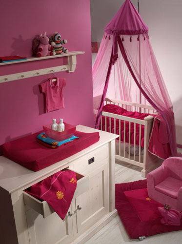 Decoracion dormitorios bebes decoideas net - Decoracion dormitorio bebe ...