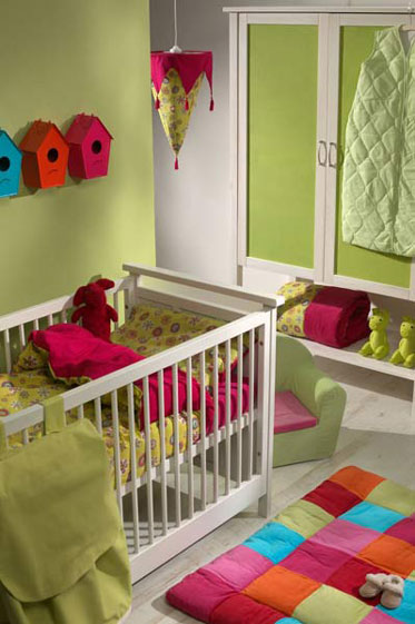 Decoracion dormitorios bebes for Ideas decoracion habitaciones bebes