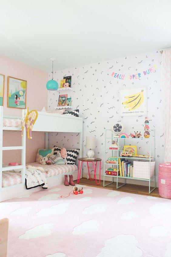 Inspiracion dormitorios infantiles con literas decoideas - Dormitorios infantiles literas ...