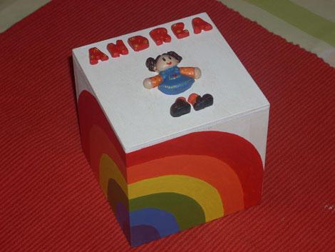 Cajitas decoradas personalizables - Manualidades cajas decoradas ...
