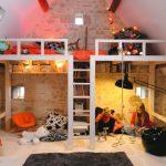 Proyecto decoración: Ahorrar espacio con una cama elevada