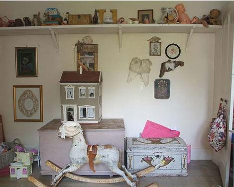 inspiración habitación infantil