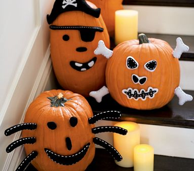 decoracion calabazas halloween