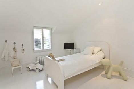 Inspiraci n habitaciones infantiles blancas - Habitaciones infantiles en blanco ...