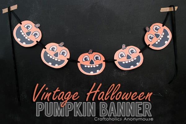 Guirnaldas de Calabazas para Halloween