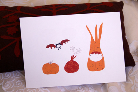 Láminas de Halloween