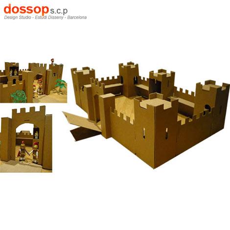 castillo-de-carton