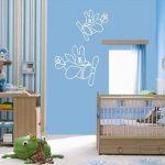 Vinilos infantiles para la habitación del bebe