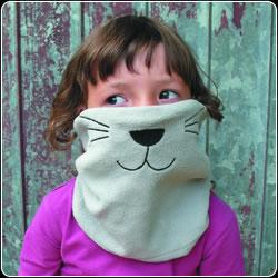 bufanda gato