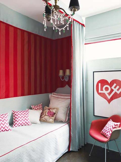 Inspiración dormitorio juvenil
