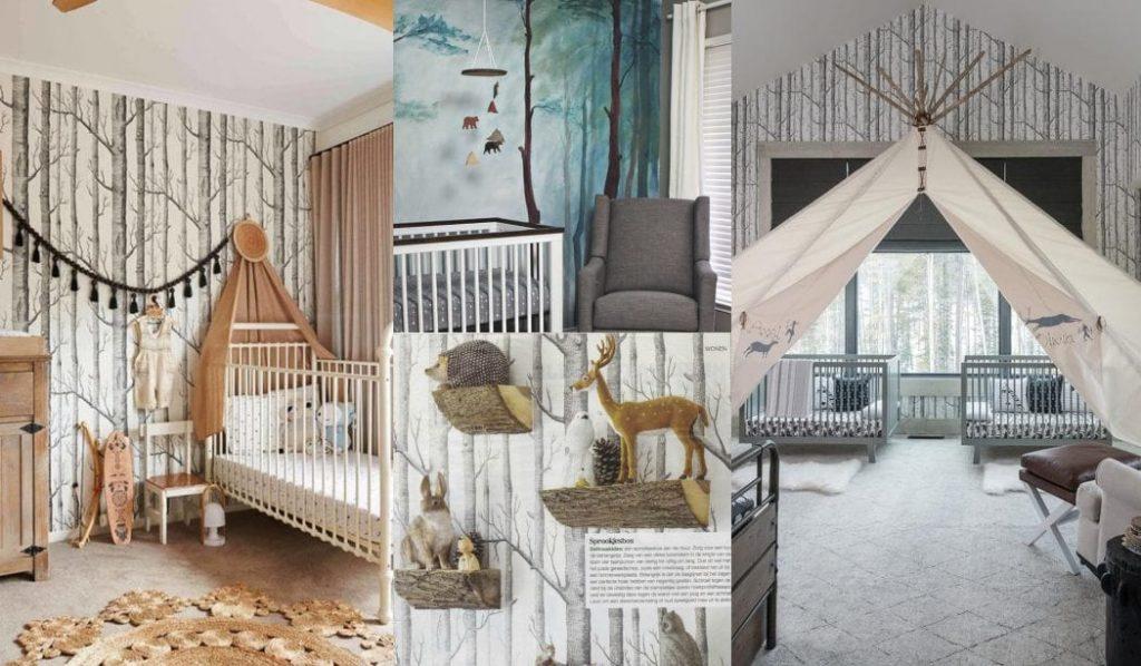 Decorar habitación bebé bosque Ideas Fotos DIY