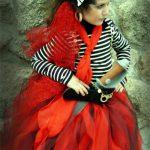Disfraz de pirata para niñas