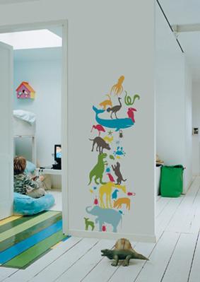 Vinilos y complementos decorativos infantiles decoideas net for Alfombras belgas originales