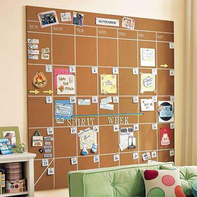 pizarras de corcho. Black Bedroom Furniture Sets. Home Design Ideas