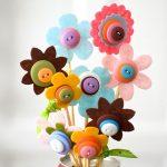 Un bonito ramo de flores para el Día de la Madre