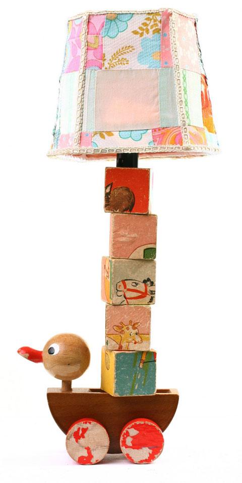 Diy: Lámpara infantil