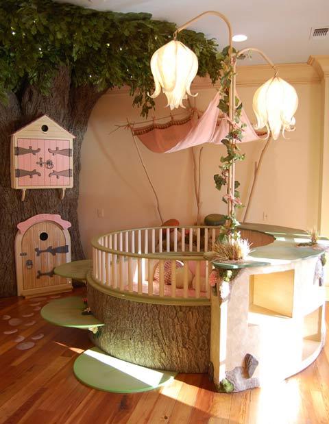 Proyecto habitación bebe de Kidtropolis