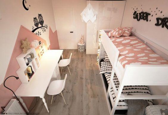 Más muebles que ahorran espacio: literas y camas altas