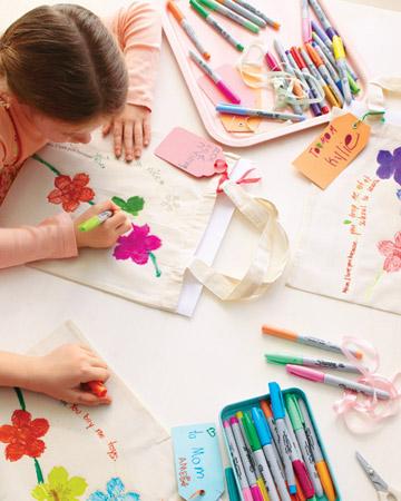 Manualidades infantiles para el Día de la Madre