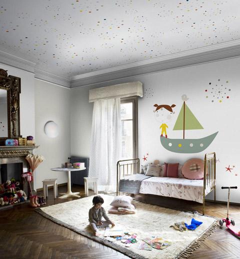 Más modelos de murales infantiles