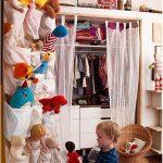 Idea para organizar los juguetes de los niños