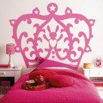 Vinilos infantiles para una habitación de princesas