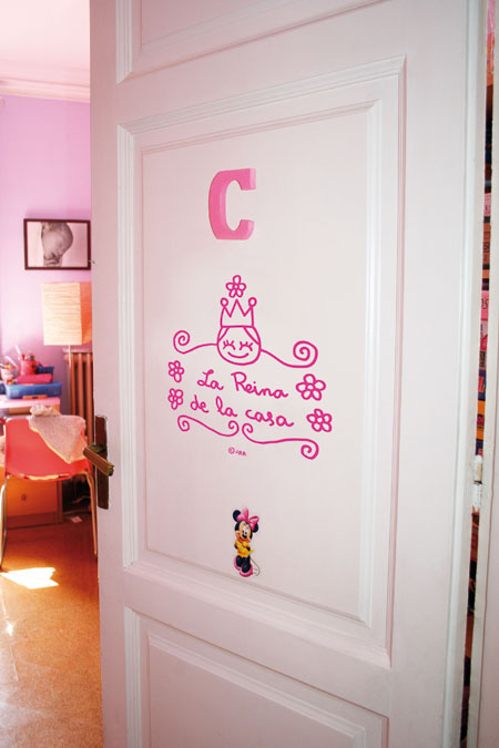 Vinilos para una habitaci n de princesas decoideas net for Vinilos habitacion infantil nina