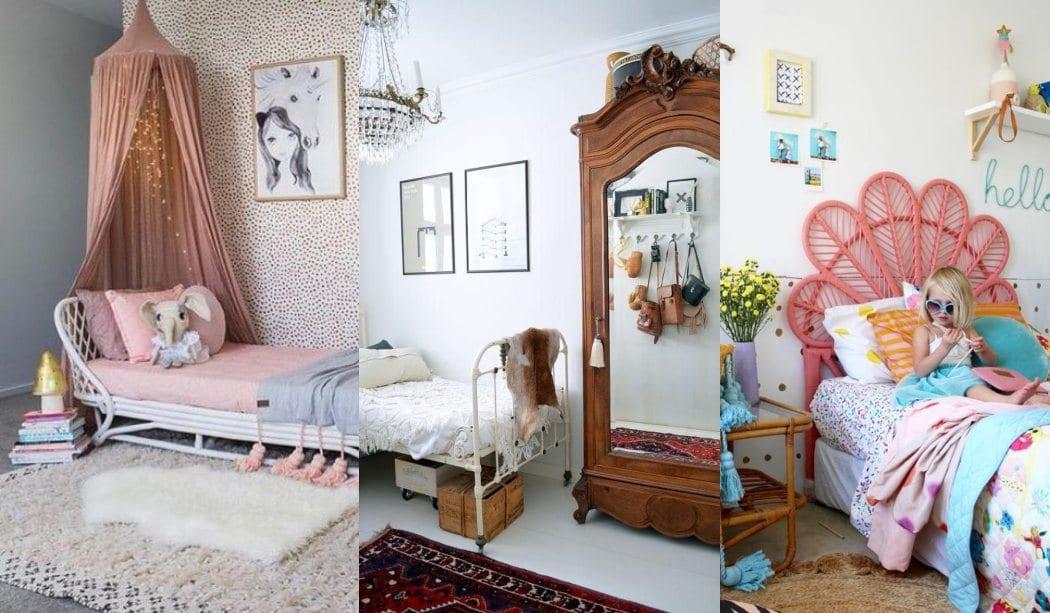 Habitaciones infantiles vintage decoraci n infantil - Decoracion infantil habitacion ...