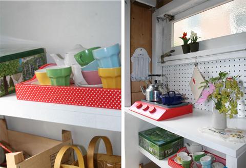 Casa de madera para jugar decoideas net for Casita de plastico para jardin