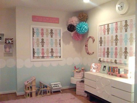Como hacer un pompom de papel - Decoracion dormitorios infantiles ...