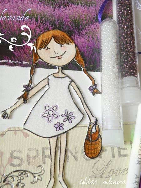 Ishtar Olivera Blog, ilustraciones y proyectos