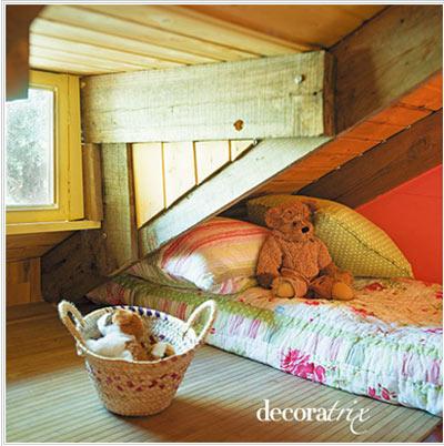 Como construir una casita de madera para ni os decoideas net for Como hacer caseta de madera para jardin