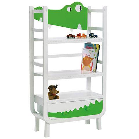 Muebles baratos para la habitaci n infantil decoideas net - Estanteria pared infantil ...