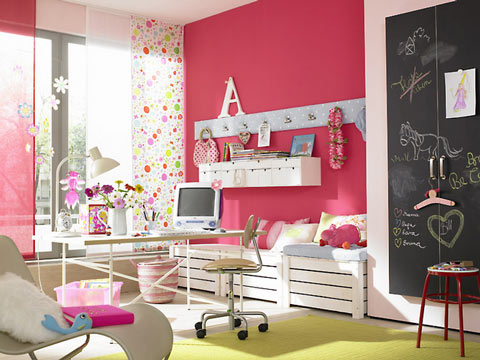 Ideas para organizar las habitaciones juveniles for Ideas originales de decoracion