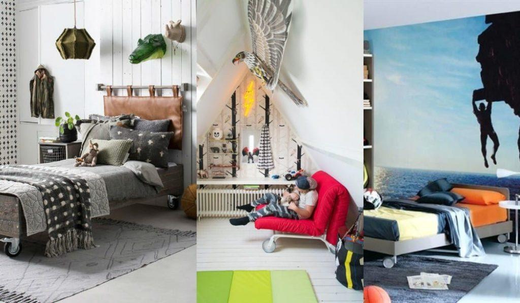 Camas con ruedas juveniles perfectas para habitaciones de adolescentes