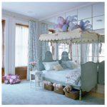 Inspiración habitaciones infantiles para niñas
