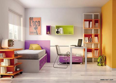 Muebles ros fabricantes de muebles decoideas net - Muebles infantiles y juveniles ...