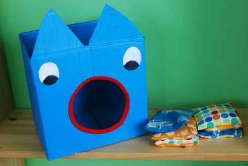 Manualidades infantiles: juguetes caseros