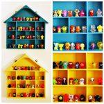 Organizar juguetes: una casita para los Gogos
