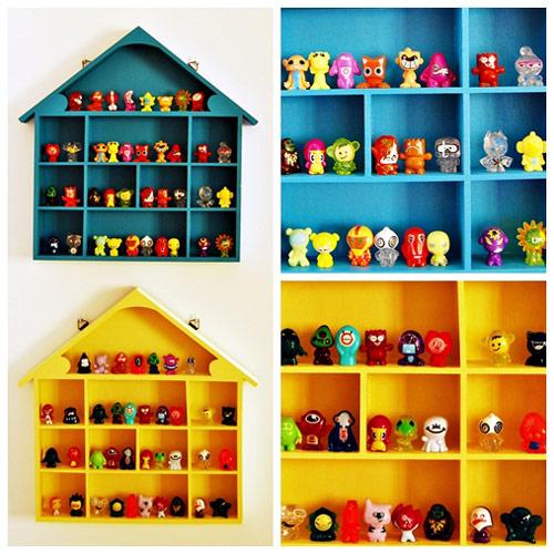 Organizar juguetes una casita para los gogos - Muebles para juguetes infantiles ...