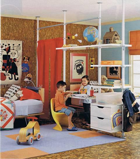 Corchos infantiles originales decoideas net for Corcho para insonorizar paredes