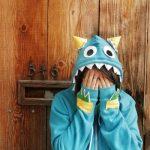 Disfraz casero de monstruo