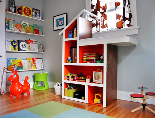 Inspiraci n habitaci n beb for Muebles para guarderia