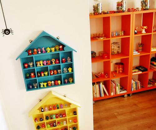 Organizar juguetes una casita para los gogos - Organizar habitacion ninos ...